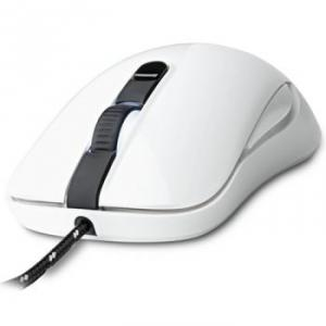Mouse SteelSeries Kana, Ambidextru, 3600 DPI, Alb