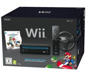 Consola Nintendo Wii Mario