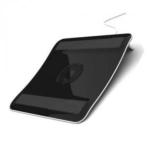 Cooling pad Microsoft pentru notebook, Negru