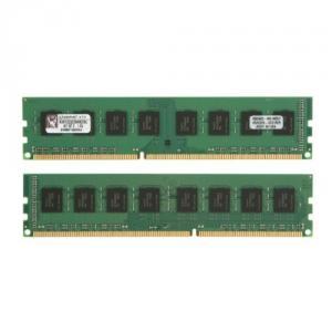 Kit Memorii Ram Dual Channel Kingston 8GB (2 x 4096 MB) DDR3 1333MHz CL9 Non ECC