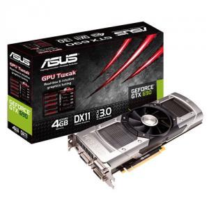 Placa video Asus nVidia GeForce GTX690, 4096MB, GDDR5, 512bit, HDMI, DVI, PCI-E