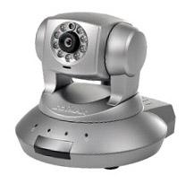 Wired IP Camera 802.11n 150Mbps 1.3 MP,  streaming video H.264,  MPEG4 si M-JPEG,  2-way audio,  SDHC/SD