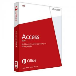 Microsoft access licenta