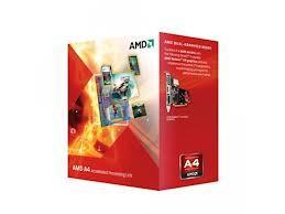 Procesor AMD A4 X2 3400 Box