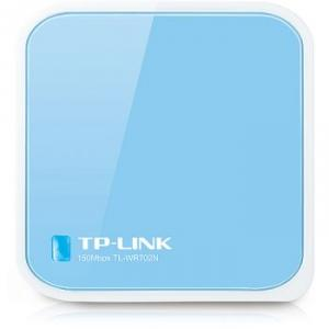 Router Wireless TP-LINK N150 1 Port, Nano Size TL-WR702N