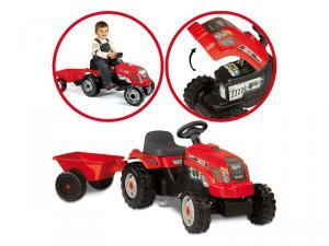 Tractor copii cu remorca Farmer