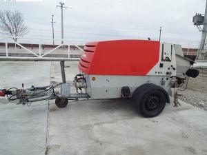 Pompa stationara beton Putzmeister P715 TD
