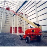 Nacele autoridicatoare diesel cu bart telescopic 22,31m