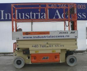 Platforme Nacele Foarfeca Autopropulsate Electric 9,92 m