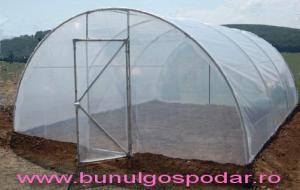Solarii pentru legume