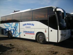 Firme transport persoane intern