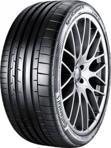 Anvelope CONTINENTAL - 265/40 R19 SportContact 6 - 102 XL Y - Anvelope VARA
