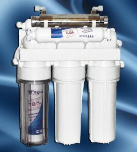Sistem filtrare apa potabila