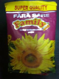 Seminte floarea soarelui prajite