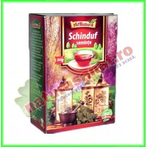 Ceai Schinduf Seminte 50 g - Ad Natura