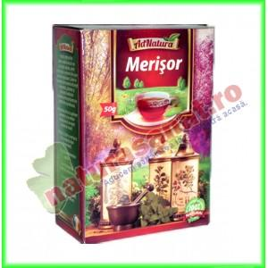Ceai Merisor 50 g - Ad Natura