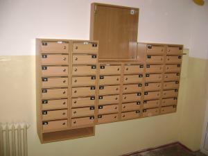 Cutii pentru servicii postale
