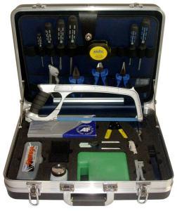 Trusa de scule pentru pregatirea fibrei optice MTS-02