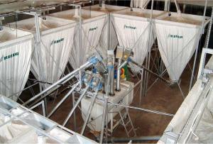 Fabrica nutreturi combinate