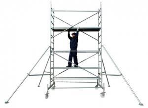 Schela mobila zincata inaltime 10,5m