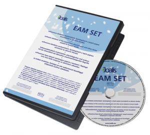 Softwarul de diagnosticare EAM set