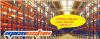 Rafturi metalice pentru paletizare industriale