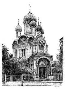 Biserici in bucuresti