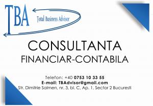 Consultanta financiara fiscala