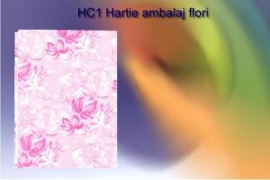 Hartie flori