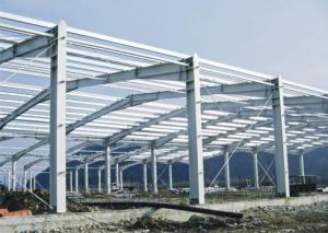 Structura metalica pentru hala