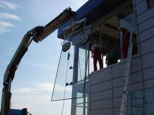 Inchiriere dispozitiv de ridicat cu ventuze - capacitate 500 kg - GERMANIA