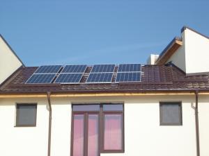 Sistem solar fotovoltaic
