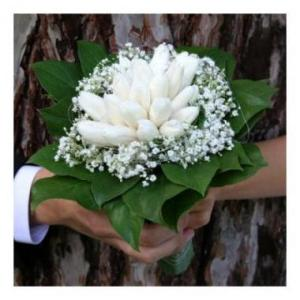 Buchet flori pentru nasa
