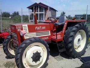 TRACTOR FIAT DT 680