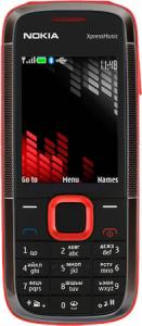 Nokia 5130 xpress music red