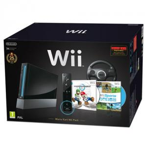Wii sports resort black