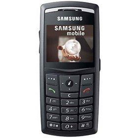 Samsung x820 black