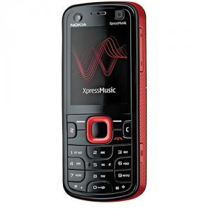 Nokia 5320 red xpressmusic