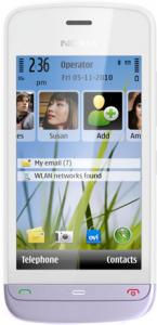 Nokia c5 03 aluminum grey