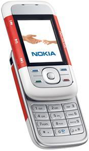 Nokia 5300 red