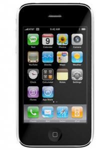 Apple iphone 3g 16gb white