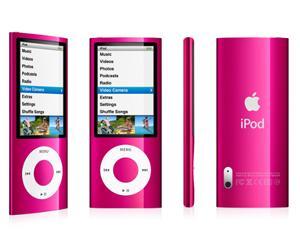 Apple iPod Nano 5G 16GB pink