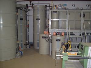 Chimicale pentru tratarea apelor