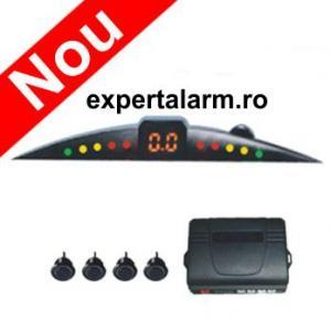 Senzori de parcare LED Slim