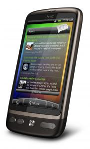 Telefon HTC DESIRE Brown