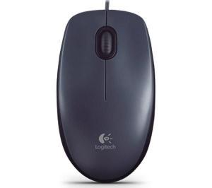 Mouse logitech m100 optical usb