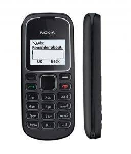 Telefon mobil nokia 1280 black