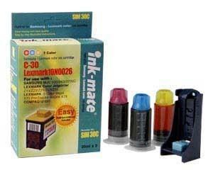 Kit refill Lexmark 15M0120 / 15M0125