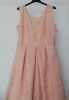 Rochie roz clos albertina