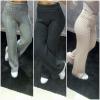 Pantaloni tricot